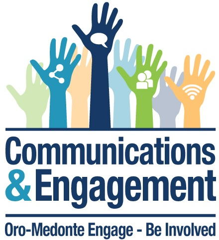 Communications and Engagement Logo