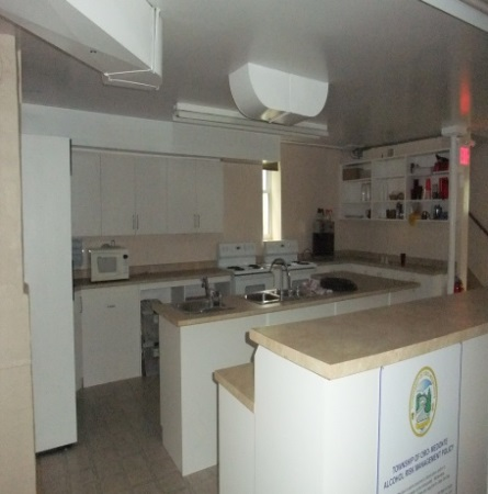 ​Jarratt Community Hall Kitchen