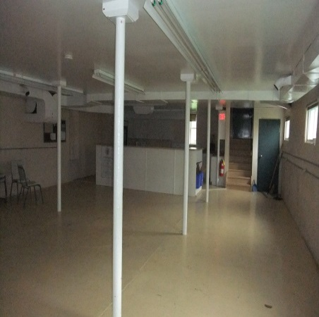 ​Jarratt Community Hall basement