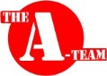 The A Team Logo