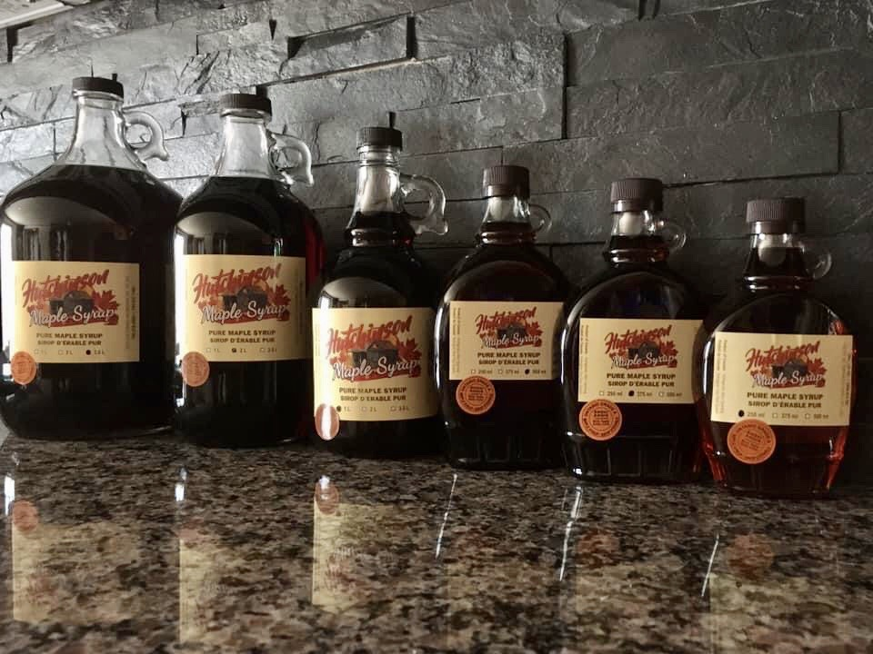 Hutchinson Maple Syrup.JPG