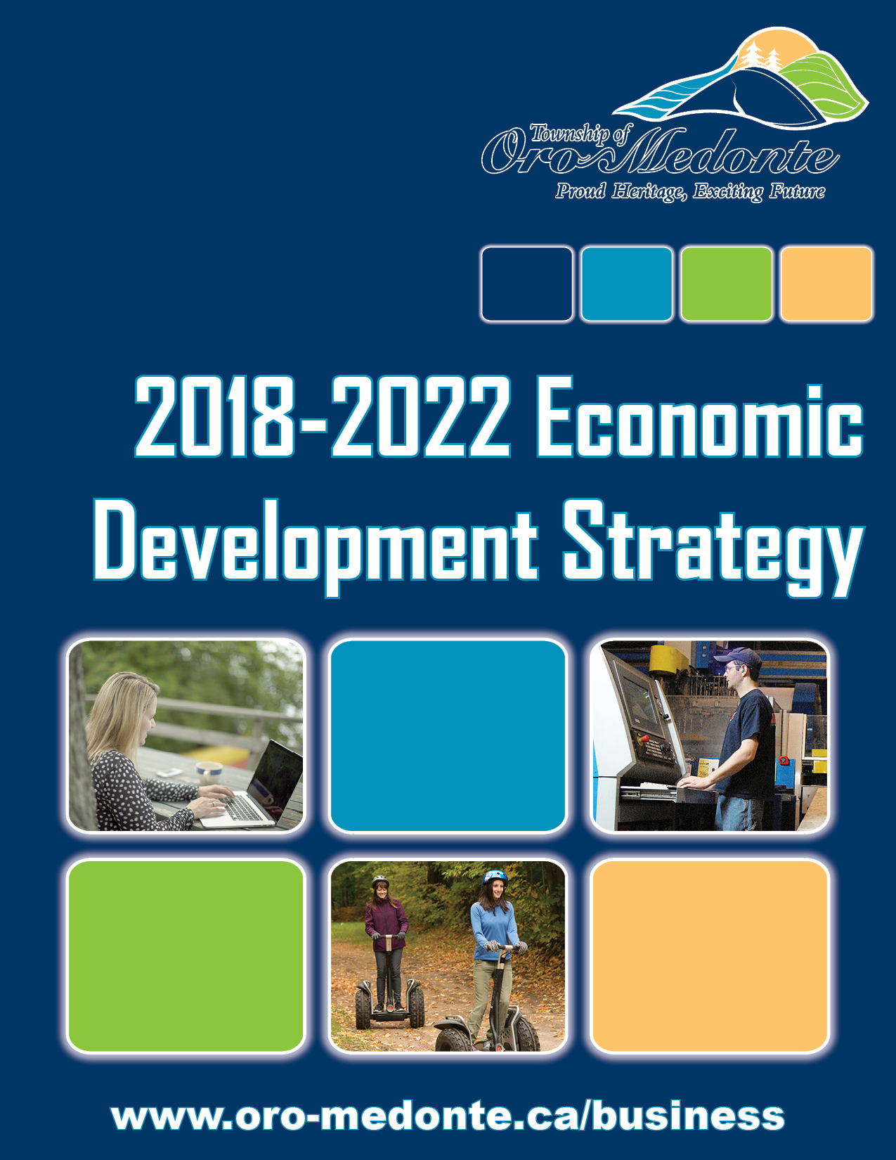 2018-2022 Economic Development Strategy